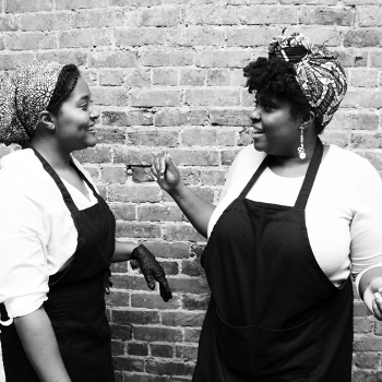 Meet Erika Smith-Punches and Courtney Smith, owners of Piri.